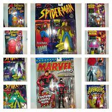 MARVEL COMICS ACTION, FANTASTIC 4 ,SPIDER MAN,MARVEL SUPER HEROES,AVENGERS,IRON