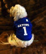 Florida Gators NCAA College Football Nylon Dog Jersey Size Choice Unisex