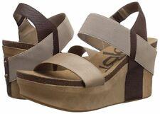 Otbt Shoes Women's Bushnell Wedge Sandal - Coffeebean - 8