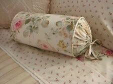 NEW Custom Ralph Lauren Woodstock Garden Floral Neckroll Pillow Neck Roll
