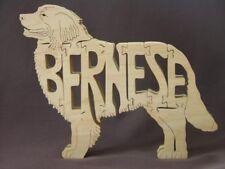 NEW Bernese Mountain Dog Amish  Wood Puzzle Toy