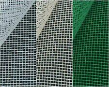 Tessuto zanzariera antinsetti per zanzare,mosche,papataci H.195 venduto al metro
