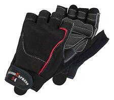 Trainingshandschuhe ohne Bandage schwarz Größe S-XXL Fitnesshandschuhe NEU