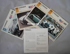 Cunningham Collectors Classic Car Cards
