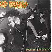"Bad Brains 5"" CD EP-OMEGA SESSIONS"