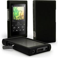 Étui Housse Silicone pour Sony Walkman NW-A35 Gel Case Coque Cover + Film Écran