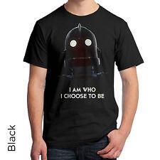 Iron Giant T-Shirt I Am Who I Choose To Be Science Fiction 90s Nostalgia 295