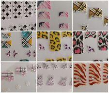 Luxury Rhinestones Nail Art Sticker Best Design choice Wraps Patch Style KOREAN