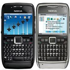 New Condition Unlocked Original Nokia E71 Bar Phone QWERT Keypad 3G WIFI Mobile