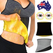 Slim Neoprene Hot Shaper Thermal Sweat Belt Belly Fat Burner Sauna Yoga Wrap 123