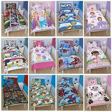 Disney E Carattere Singolo Copripiumino Set-per bambini Biancheria da letto