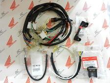Honda CB 750 Four K2 Wire Harnes Kit Set Alternator Kabel Earth Batterie Fusebox