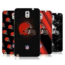 OFFICIAL NFL 2017/18 CLEVELAND BROWNS SOFT GEL CASE FOR SAMSUNG PHONES 2