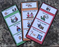 Comunicación de te permite jugar y uniéndose a ~ autismo ~ sen ~ escuelas ~ control comportamiento