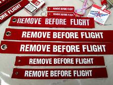 Remove Before Flight XL XXL Avion Aircraft YakAir fürs Flugzeug etc. 3er SET