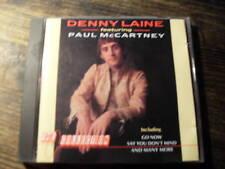 "DENNY LANE ""  featuring paul mc cartney ""         CD"