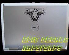 Stargate Atlantis Laptop Vinyl Decal / Sticker SG1