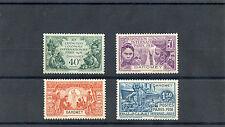 DAHOMEY Sc 97-100(YT 99-102)**VF NH $135