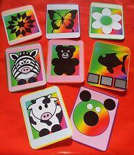 BABY Visual colore stimolazione Flash cards-esigenze particolari