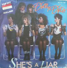"7"" 1984 RARE ! DOLLY DOTS : She´s A Liar // MINT- \"