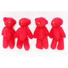 Neuf-teddy rouge-petit mignonne doux-cadeau anniversaire noël