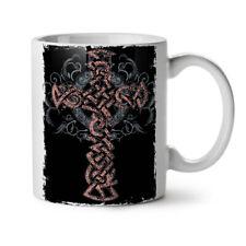 TOMBA medievale pietra Nuovo White Tea Tazza da caffè 11 OZ | wellcoda