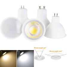LED COB Spotlights MR16 GU10 GU5.3 5W 6W 7W 9W Spot light Bulb Ultra Bright Lamp