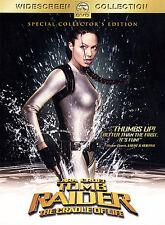 Lara Croft Tomb Raider: The Cradle of Life (DVD) Angelina Jolie, Gerard Butler