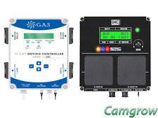 GAS-Enviro Controller 13 Amp & GHC controller multi-Fan Controller Idroponica