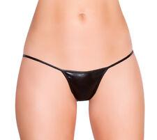 nwt SKIMPY sexy ROMA metallic G-STRING t-back THONG bikini BOTTOMS panty PANTIES