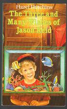 The Three and Many Wishes of Jason Reid Hazel Hutchins Julie Tennent PB 1987