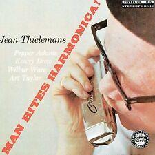 THIELEMANS,TOOTS-MAN BITES HARMONICA CD NEW