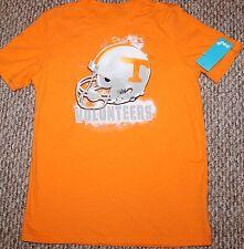 New! Boys UT Volunteers (Football; U of TN NCAA) Shirt - Large 14-16, XLarge 18