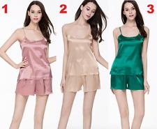Women Lingerie Pyjamas Homewear Set Sleepwear Nightwear Loungewear Pajamas