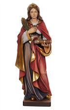 Hl. ELFRIEDE - Legno- Woodcarving St. ELFRIDA