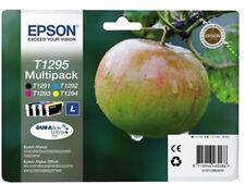 Epson T1295 Genuine Printer Ink Cartridges MultiPack