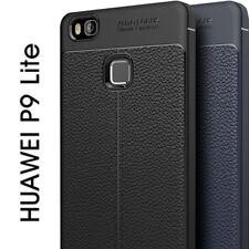Custodia cover LUXURY ELEGANCE tpu protezione flessibile per Huawei P9 Lite