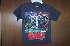 Star Wars clone Wars Bounty Hunter T-Shirt NWT 4 or 7