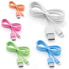 1m - 2m USB Lightning Ladekabel Datenkabel für Originale Apple iPhone iPad iPod