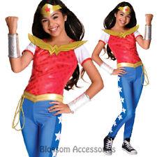 CK800 Deluxe Wonder Woman DC Comics Superhero Hero Girl Fancy Dress Up Costume