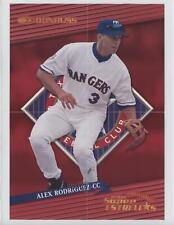 2002 Donruss Super Estrellas Posters de su Jugador #ALRO Alex Rodriguez Card