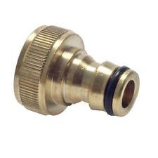 10 Stück Kupplungsstecker mit Innengewinde (Hahnstück), Typ GARDENA, Stecker