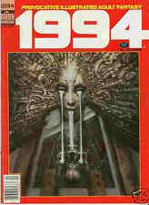 1984/1994 # 18 (Alex Nino) (Warren piacciono, USA, 1981)