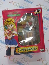 Anime Akazukin ChaCha Magical Princess Burning Flash Ver. Figure TAKARA Japan