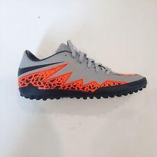 Scarpe Calcetto Nike Hypervenom Phelon II TF - Grigio Arancio >SCONTATE< 749899