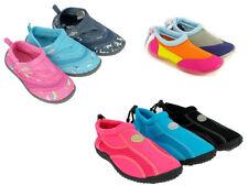 Kinder Badeschuhe Damen Strandschuhe Wasserschuhe Schwimmschuhe GR 22-41