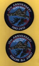 30th anniversaire noir Buck (guerre des Malouines) - 1982-2012 - 2 différent uns