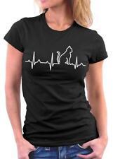 Cat Heartbeat woman T-shirt