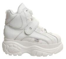 ORIGINALI  BUFFALO  LONDON  TEXAS OIL 1348-14 2.0 Sneaker Platform Scarpe Donna