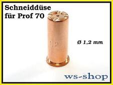 Cebora Prof 70 Schneiddüse für Plasma Brenner CB 70 P 70 Ø 1,2mm (lang)